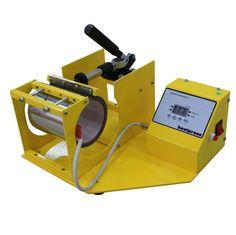 11oz round mat cup heat printing machine ,cup printing equipment