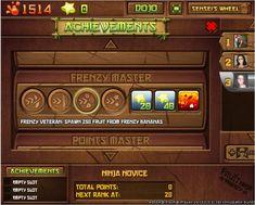 Fruit NInja - UI Video Games