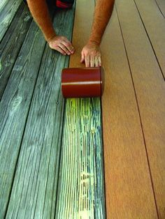 A Maintenance-Free Deck: Is This for Real? Remodel your deck with this DIY tool to make it easy to maintain your outdoor deck. Outdoor Projects, Home Projects, Outdoor Decor, Outdoor Ideas, Level Homes, Decks And Porches, Home Repairs, Home Improvement Projects, Home Improvements