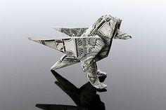 Origami Art - Bird