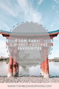 Disney YouTubers Epcot View