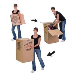 moving box uhaul haul boxes instructions wardrobe u medium shorty