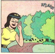 The Best Comic Book Panels — Messy Archie Comics with Veronica Lodge and. Archie Comics, Fun Comics, Verona, Beste Comics, Comic 8, Comic Book Panels, Best Comic Books, Betty Cooper, Reading