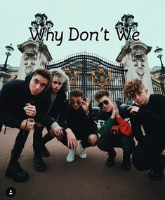 Why Don't We ❤️