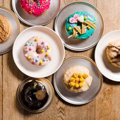 Sweet Cup, Donut Flavors, Donuts, Oc, Rainbow, Sugar, Cookies, Breakfast, Desserts