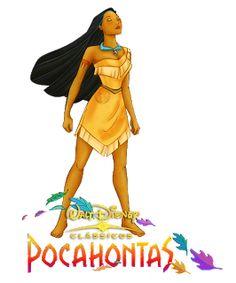 Histórias Infantil para crianças: Pocahontas