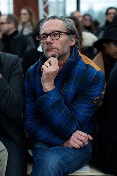At Louis Vuitton, Paris