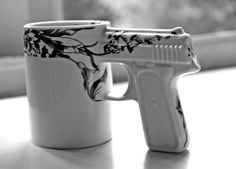 morning cup of murder........quite possibly the coolest thing ive ever seen. seriously.