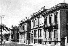 Rare photo of Memphis High School - early 1900 Rare Photos, Old Photos, Vintage Photos, Bauhaus, Old Greek, Athens Greece, Neoclassical, Utrecht, Amazing Destinations