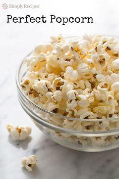 Perfect Popcorn | Simply Recipes