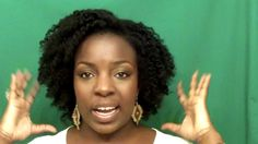 Natural Hair Tutorial: Wet Eco Styler Twist out