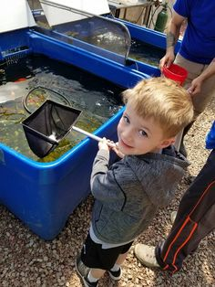 It's great to see kids get excited about their Koi Ponds! This guy is taking home a new friend 😊 New Friends, Jackson, Koi Ponds, Nursery, Patio, Kids, Guy, Young Children, Boys