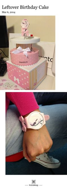 Swatch Dreamcake 2014