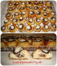 Moravské koláčiky - Zuzkine maškrty Doughnut, Muffin, Breakfast, Desserts, Food, Basket, Morning Coffee, Tailgate Desserts, Deserts