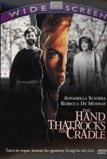 The Hand That Rocks the Cradle--I always liked Ernie Hudson's role in this movie