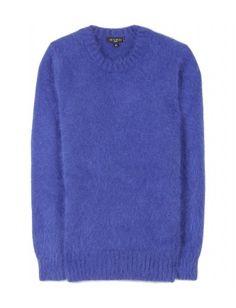 Etro - Angora Woll-Pullover (Größe 36 - 40)