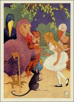 New donna blog: Le avventure di Alice nel paese delle meraviglie d...