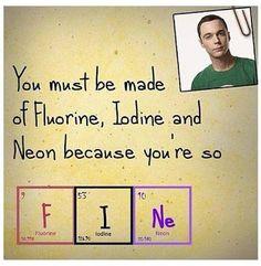 You're so FINe.