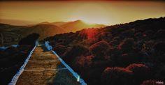 Sunset in #Folegandros #Greece