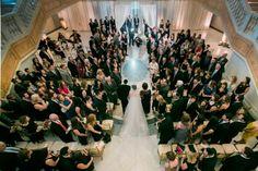 Traditional Washington DC Jewish wedding ceremony