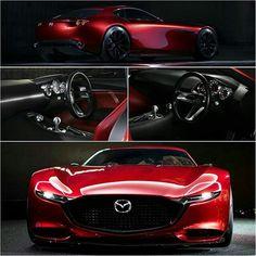 Mazda RX-Vision Rotary Concept / www.TopMiata.com