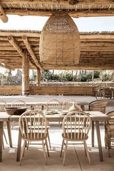 The new beach club and restaurant to try in Mykonos - Vogue Living Restaurant Design, Restaurant Bar, Design Hotel, San Giorgio Mykonos, Villa Am Meer, Mykonos Hotels, Mykonos Greece, Club Mykonos, Santorini