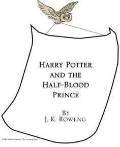 Harry Potter and the Sorcerer's Stone Novel Unit~Common