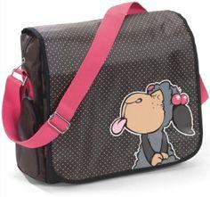 Nici Shoulder Bag Sheep Lucy Mah Nylon Bag (Grey): Amazon.co.uk: Toys & Games