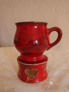 Becher & Tassen - kleines Stövchen -Teewärmer