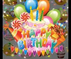 Happy Birthday, Cake, Desserts, Food, Happy Aniversary, Pie Cake, Tailgate Desserts, Happy Brithday, Pastel