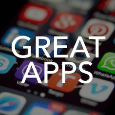 Great Apps, Mobile App, Ipad, Education, Iphone, Kids, Young Children, Boys, Mobile Applications