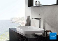 De innovatie joystick kenmerkt het belangrijkste van wat de Grohe Eurodisc te bieden heeft. Prachtig in uw moderne badkamer.