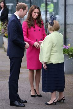 Kate Middleton - The Duke And Duchess Of Cambridge Support Development Opportunities For Young People In South London