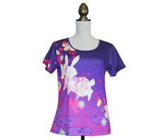 New Tsubaki kimono Tshirt collection now available on Etsy Sanagi Atelier shop !  La nouvelle collection de Tshirt kimono Tsubaki est disponible sur la boutique Etsy de Sanagi Atelier !  #japan #tshirt #kimono #kawaii #colorful #Bunny #rabbit #usagi #esty #etsyshop