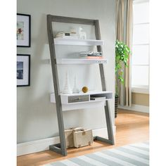 Mercury Row® Darosa Ladder Desk