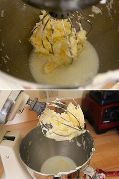 How to Make Butter with a stand mixer