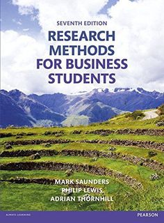 Download ebook pdf free httpaazeabookprinciples of research methods for business students 7th edition fandeluxe Images