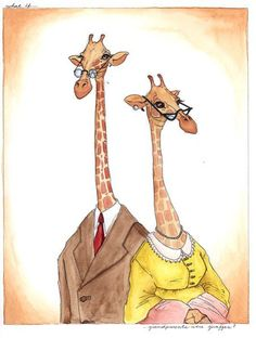 giraffe grandparents