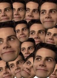 Image result for dylan o'brien tumblr collage
