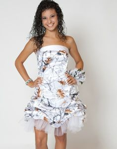 Mossy Oak Dresses for Sale | Mossy Oak Prom Dresses Buy From Pictures