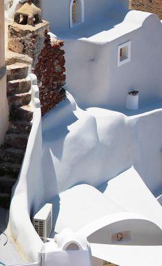 White Houses, Oia, Santorini