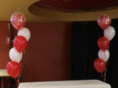 Stunning #balloon decorations for parties or events.  http://www.balloonart.com.au/party-balloon-decorations-and-delivery-for-special-occasions/