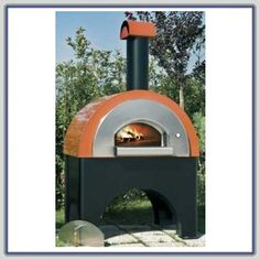 steel wood fired ovens