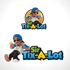 Sir Tix-A-Lot Website Logo by thonto08