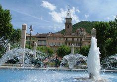 Digne-les-Bains . Alpes-de-Haute-Provence .