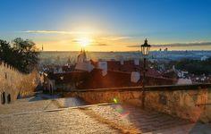 Sleeping Prague