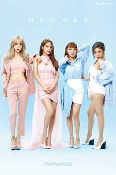 Moonbyul•문별이|Solar•김용선|Wheein•정희인|Hwasa•안혜진