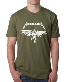 Metallica band Classic Heavy Metal Rock T Shirt 2017 men cotton o-neck Camisetas fashion drake fitness top summer brand clothing