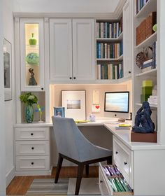 Side Office off bedroom