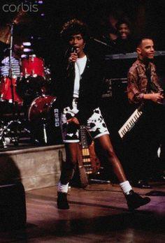 03 Feb 1991 --- Whitney Houston